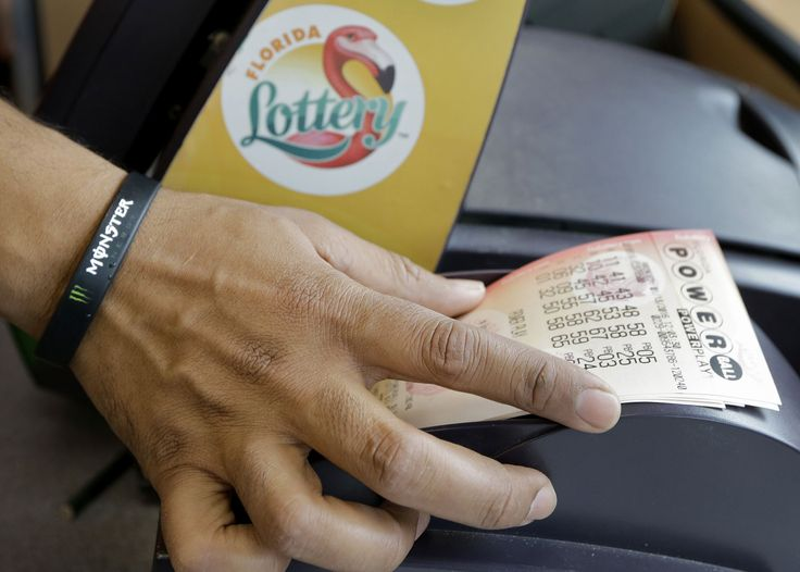 RAYMOND, N.H. (AP) — Folks in New Hampshire are eager to learn who among them holds the winning ticket to a $487 million Powerball jackpot.