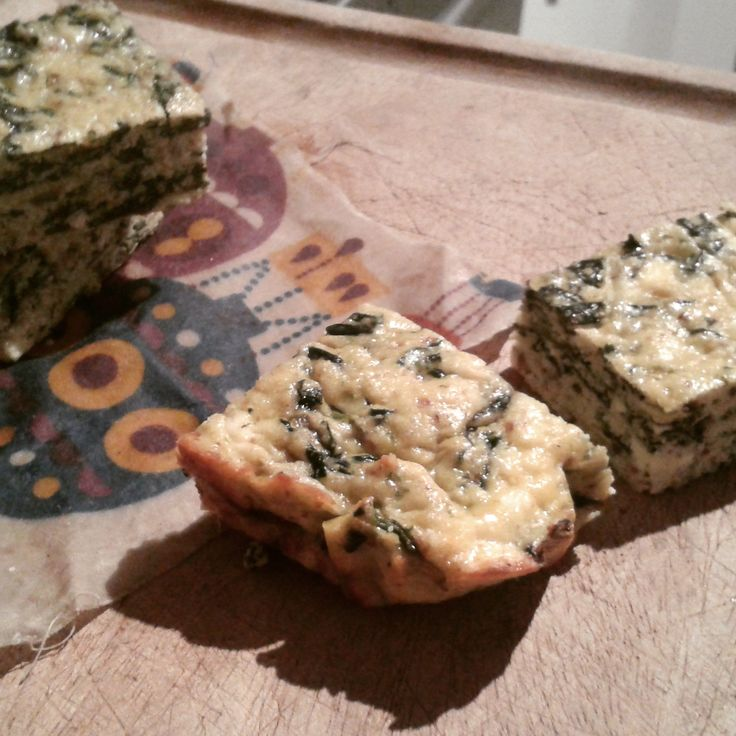 Spinach and Courgette Slice - gluten free, grain free – The Big Lunchbox Revolution