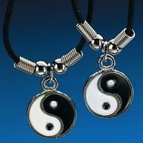 OMG ying-yangs. | 34 Pieces Of Super '90s jewelry... I had almost all of this....we thought we were so cool. :)