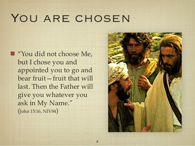 Jesus chose me - Google Search