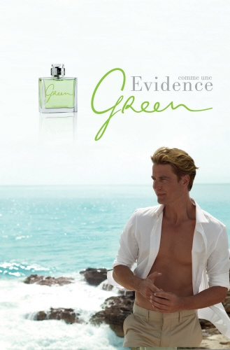 Comme une Évidence Green   2012 FIFI AWARD - MEN'S FRAGRANCE OF THE YEAR