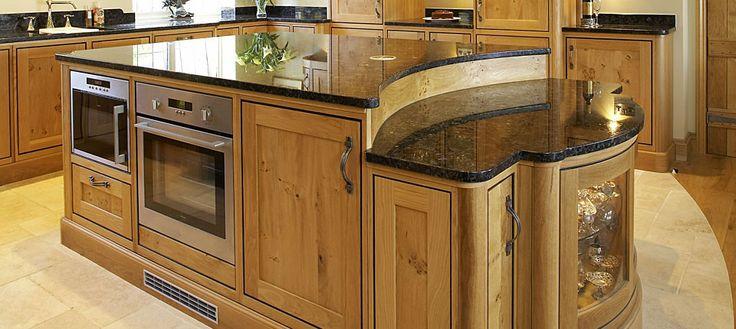 Kitchen Design With Oak Kitchens Uk Oak Kitchen