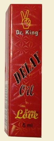 Dr King Delay Oil - Oil is a natural and herbal alternative to Viagra. It is directly applied to the penis and offers greater firmness, an increase in penile tissue enlargement, a longer-lasting erection, and reduces premature ejaculation