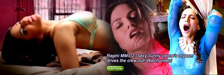 Ragini MMS 2: Sexy Sunny Leone's orgasm drives the crew out! Watch video!