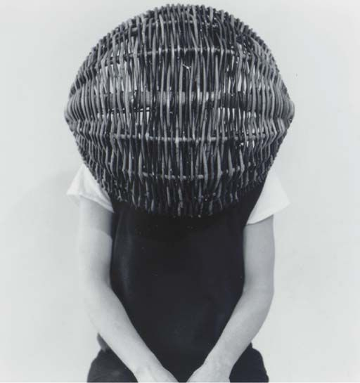 Ann hamilton ~untitled #1o,1984  from the body object seriesAnne Hamilton, Object Series, The Body, Body Object, Hamilton Untitled, Hamilton Projects, Untitled 1O 1984