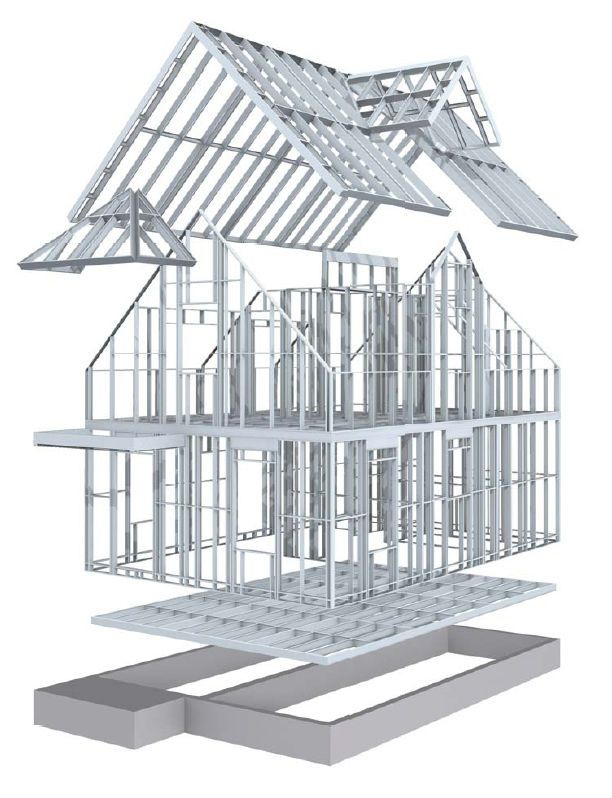 The 20 best steel framing images on Pinterest | Steel frame ...