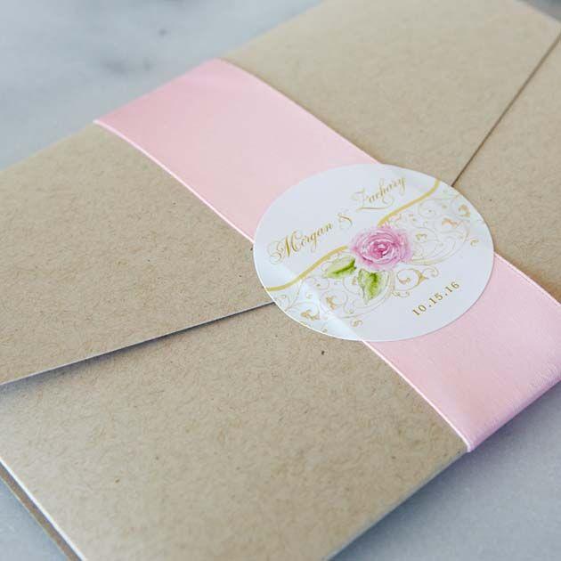 How To Gift Tags And Ribbon Diy Wedding Preperations Wedding