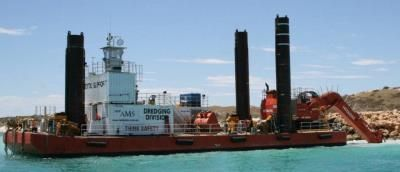 Total Support - TAMS For more details, visit: http://seacogs.com/Vessels/Vessel?ID=129 #dredging #dredger #SEACOGS #TAMS