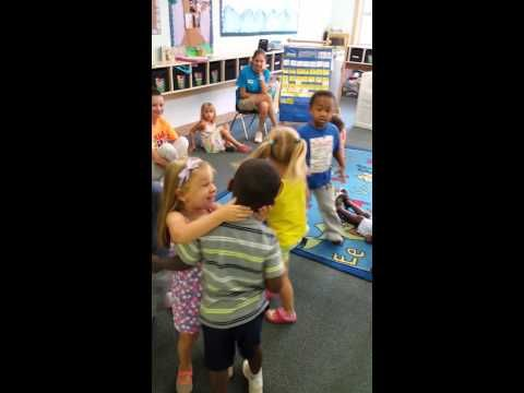 After being absent for a week, this was the reaction Tyler got from his classmates on his first day back from school.   This Little Boy Was Out Sick From School And When He Got Back His Classmates Greeted Him In The Sweetest Way