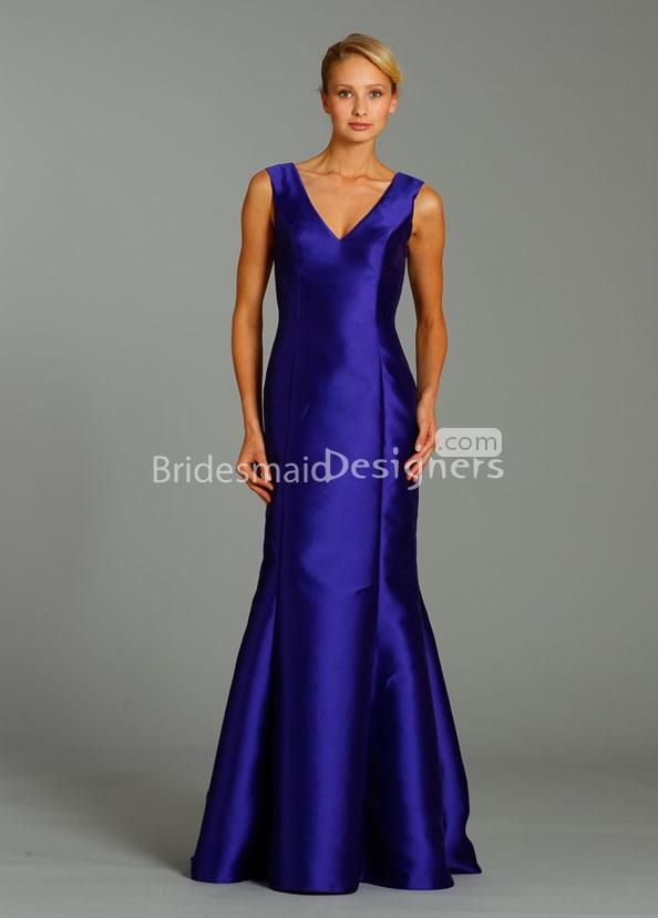 28 best V Neck Bridesmaid Dresses images on Pinterest | Wedding ...