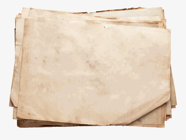 Stack Of Old Paper Old Paper Paper Old Paper Png Transparent Clipart Image And Psd File For Free Download Old Paper Paper How To Age Paper