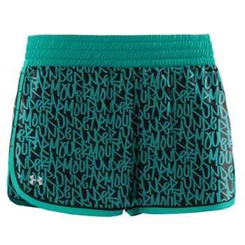 Under Armour® HeatGear® Great Escape Printed Short - these look like great cover up swim shorts for me!