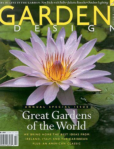 Garden Design Magazine | Garden :: Magazines | Pinterest | Gardens