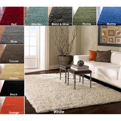 @Overstock - This 'My Soft and Plush' shag area rug by Alexa makes a fun addition to any fashionable space. The rug is featured in a variety of vibrant colors to perfectly match your home decor.http://www.overstock.com/Home-Garden/Alexa-My-Soft-and-Plush-Shag-Rug-8-x-10/4265216/product.html?CID=214117 $299.99