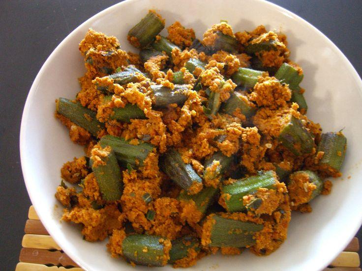 hindu foods | Rajasthani Bhindi Recipe | Indian Food Recipes
