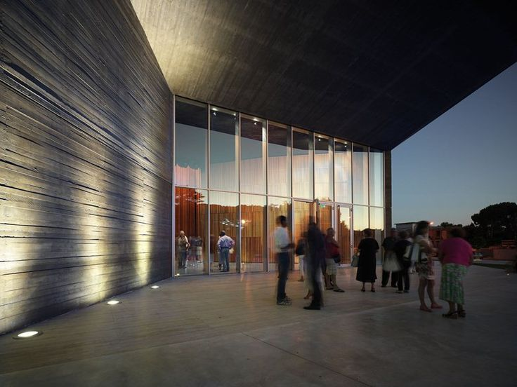 Municipal Theatre, Montalto di Castro, 2011 - MDU architetti