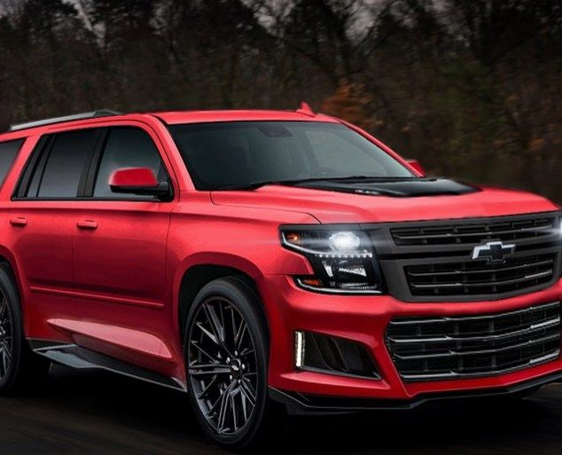 2020 Chevy Tahoe Two Door Concept Chevy Tahoe Chevrolet Tahoe Chevy Vehicles
