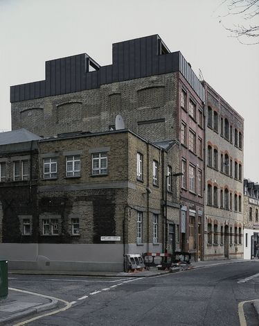 Dow Jones Architects - Lant Street