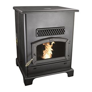 Check out the United States Stove Company 5520 Large Pellet Heater with Ash Pan