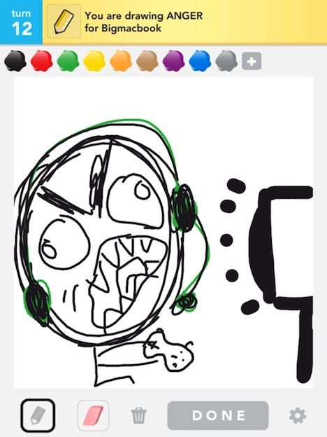Rage something draw something the good the bad and for Something good to draw
