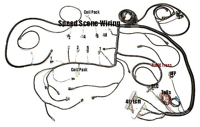 lq9 wiring harness