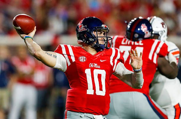 Ole Miss quarterback Chad Kelly could go from Mr. Irrelevant to Mr. Relevant for the Denver Broncos in 2017, if he wins the starting job.