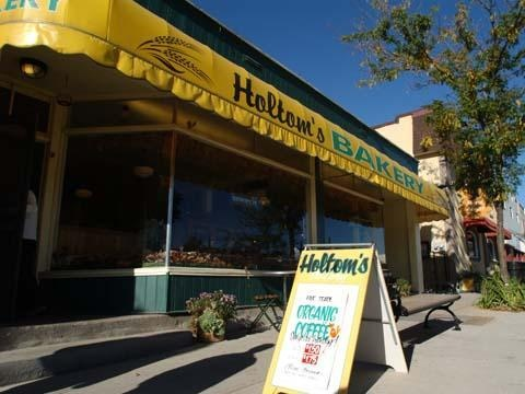 The best community bakery is in Erin, ontario. Holtom's
