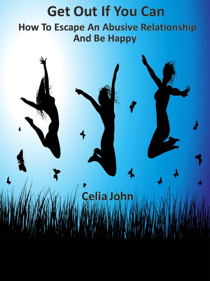 The book Get Out If You Can How To Escape An Abusive Relationship And Be Happy will give you the guidance to be able to identify if you are in an abusive relationship and will give you strategies to leave an abusive partner.