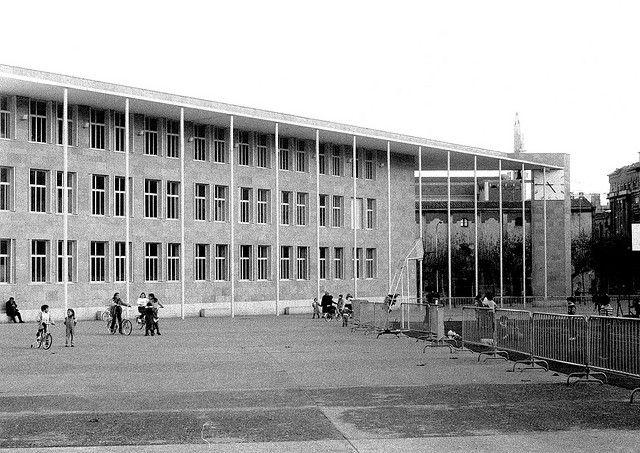 Logrono City Hall Rafael Moneo