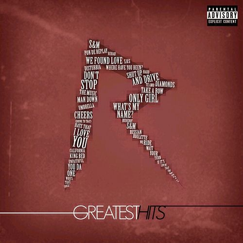 Rihanna Greatest Hits | Compilation album cover | Flickr