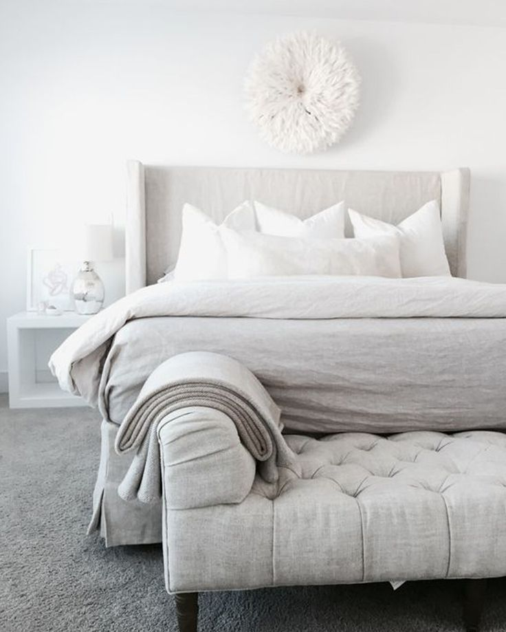 17 Best ideas about Grey Carpet Bedroom on Pinterest ...