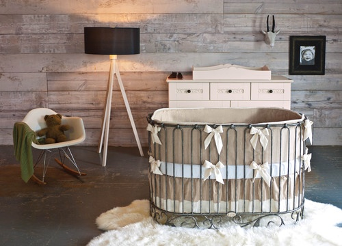 J'adore cradle crib - contempary