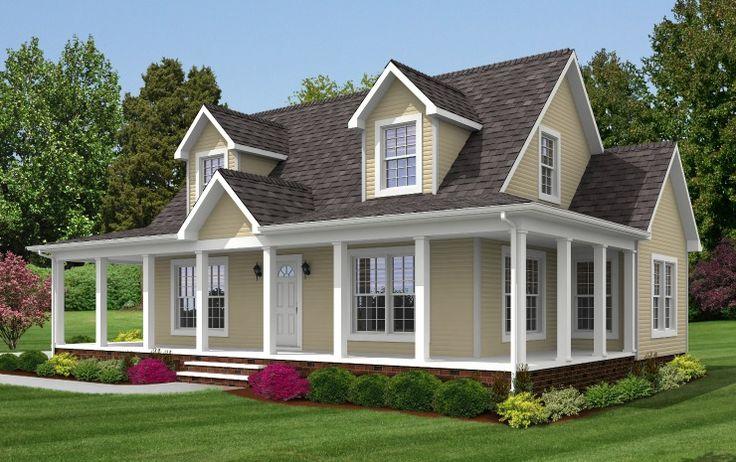 25 best ideas about modular homes on pinterest modular for Best cape chalet modular floor plans