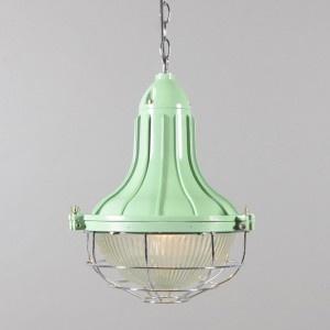 Hanglamp Stork II groen - Woonkamerverlichting - Verlichting per ruimte - Lampenlicht.be