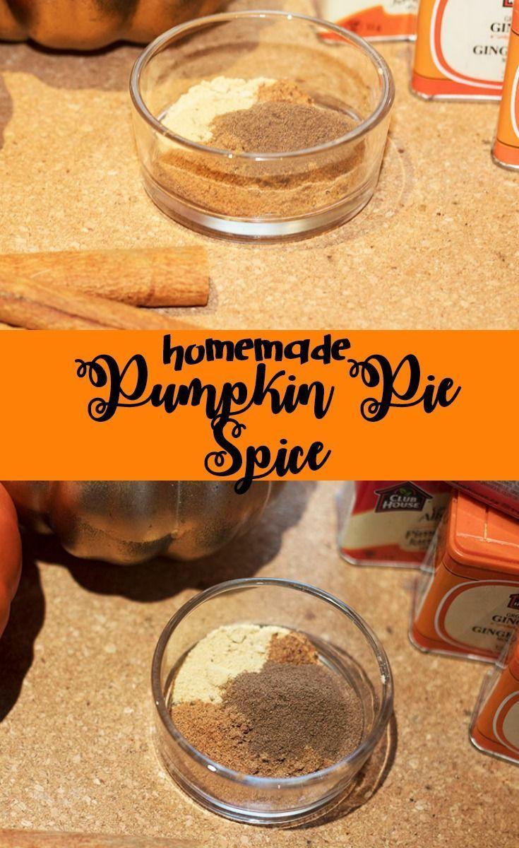 Pumpkin Pie Spice Substitute Recipe Pumpkin Pie Spice How
