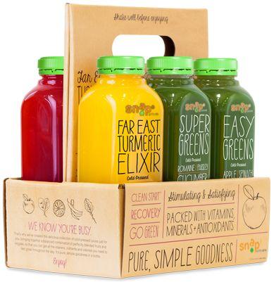 Go Green Juice Carrier Snap Kitchen Juice Me Pinterest Green Juices Green And Go Green