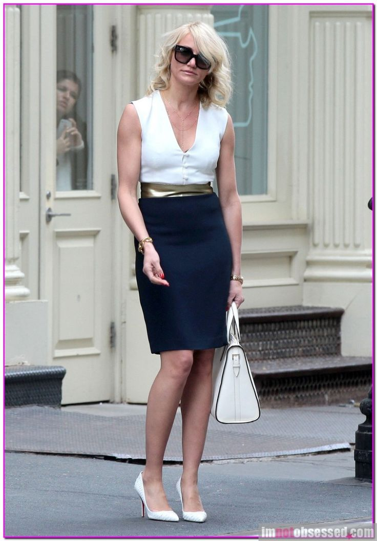 Cameron Diaz Films The Other Woman