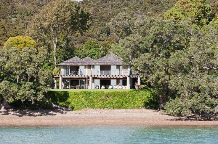 Waitatahi Beach House, Luxury House in Bay of Islands/Northland, New Zealand