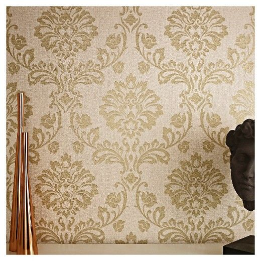 • Paste the paper application<br>• Washable. Dirt and some water based stains maybe cleaned off the wallpaper with a damp cloth and soapy water<br>• Straight match, 25 inch repeat