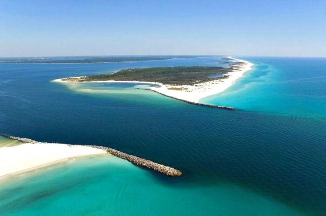 Shell Island, Panama City Beach