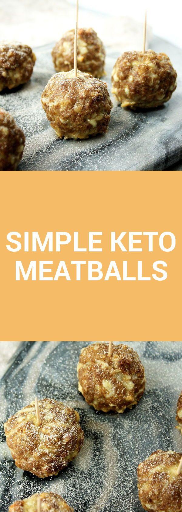 Simple Keto Meatballs | Keto Diet Suplement 7