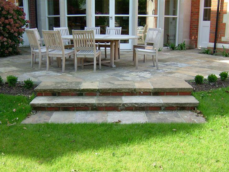... A Terasz Is Stílusosabb! Http://kreativko.hu/terburkolatok.html | The  Great Outdoors | Pinterest | Paving Prices, Terraced Garden And Stone Steps
