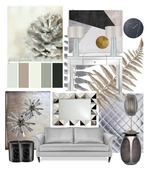 FreezinGRAY by myhouse-myideas on Polyvore featuring polyvore interior interiors interior design home home decor interior decorating Surya Lite Source Frontgate Elico Ltd. Menu