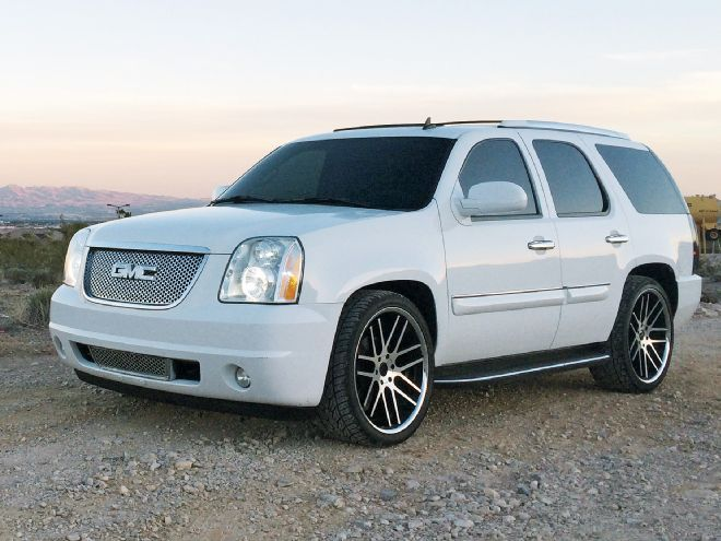 2007 GMC Yukon Denali - Readers' Rides Issue 10. 2014