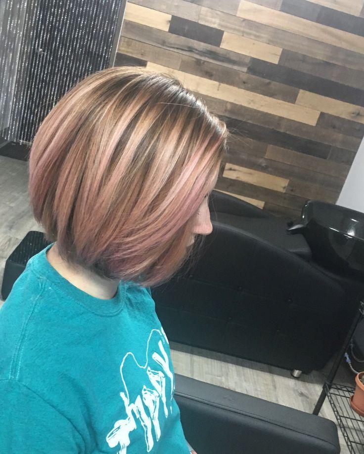 Pastel pink balayage | Hair | Pinterest | Pastel pink and