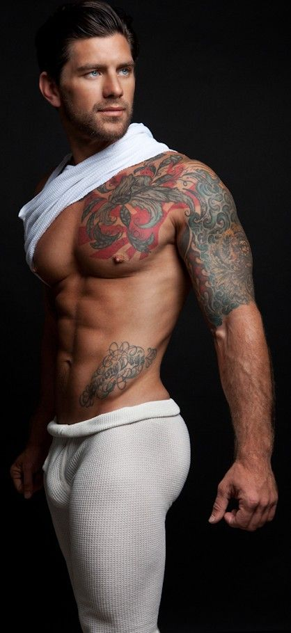 from Luis famous hot guys with tattos