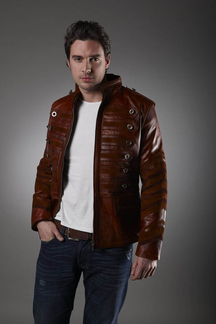 brown-leather-jackets
