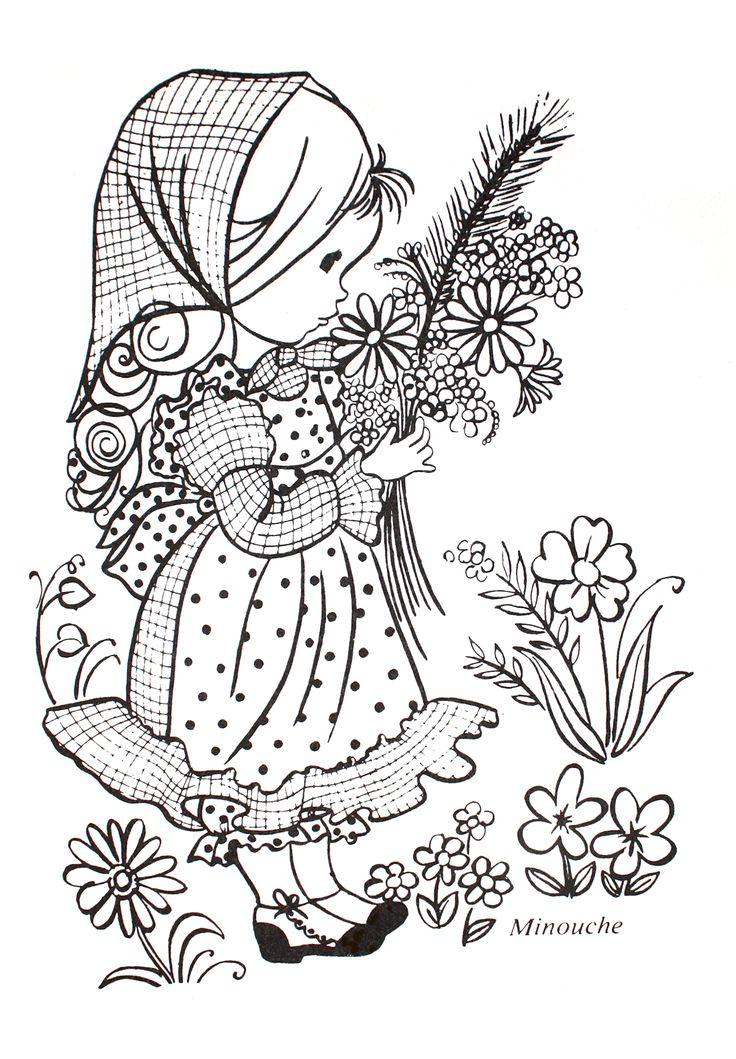 17 beste afbeeldingen over nurie kawaii coloring op for Mamegoma coloring pages