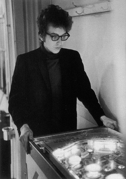 Bob, The Pinball Wizard.