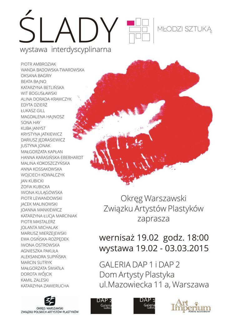 Ślady - Młodzi Sztuką - Galeria DAP